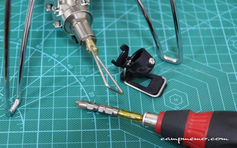 ST-310用の点火アシストレバーst-3104