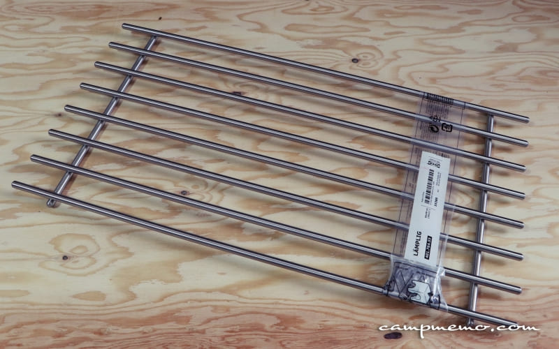 IKEAのLAMPLIG鍋敷き