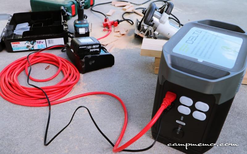 EFDELTAの防塵対策
